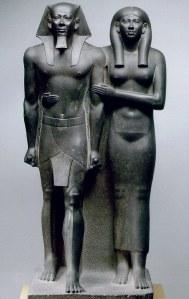 escultura egipcia - inspiracion volatil blog